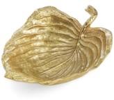 Michael Aram New Leaves Collection Hosta Medium Serving Bowl