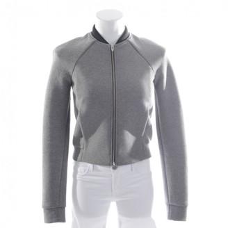 Alexander Wang Grey Cotton Jacket for Women