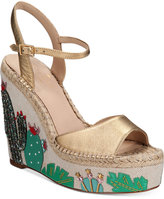 Kate Spade Dallas Wedge Sandals Women's Shoes