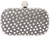 Alexander McQueen Skull Leather Clutch Bag