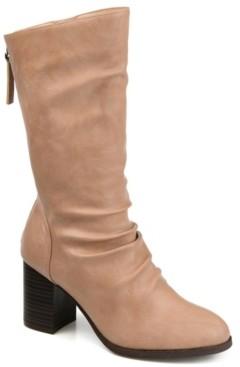 Journee Collection Women's Sequoia Boot Women's Shoes
