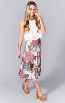 MUMU Tea Party Midi Skirt ~ Duchess Darling