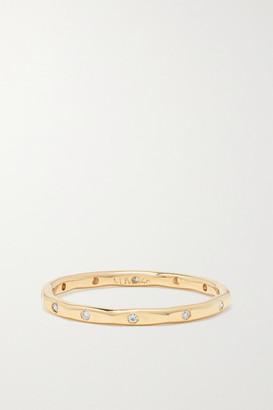 Melissa Joy Manning 14-karat Gold Diamond Ring - 5