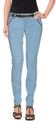 MET JEANS Denim trousers