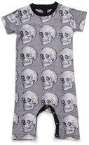 Nununu Baby Boy's MD Skull Playsuit