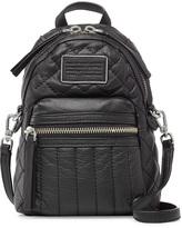 Marc by Marc Jacobs Cross Biker Leather Shoulder Bag