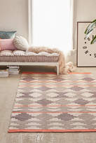 Urban Outfitters Salvador Geometric Woven Rug