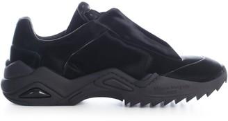 Maison Margiela Logo Patch Low-Top Sneakers