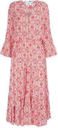 Melissa Odabash Skye Midi Dress