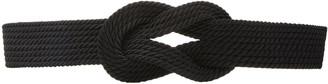 Alberta Ferretti Twisted Rope Belt