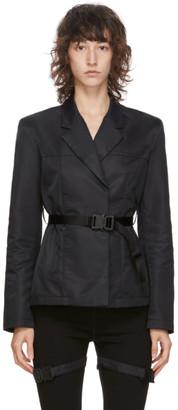 Alyx Black Belted Blazer