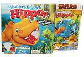 Hasbro Hungry Hippos Full Game & Travel Game