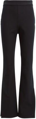 Intermix Marissa Split-Hem Flared Trousers