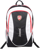 Traveler's Choice TRAVELERS CHOICE Arsenal Black/White Team Backpack