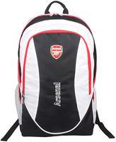 Traveler's Choice TRAVELERS CHOICE Arsenal Black/White Team Backpack
