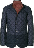 Z Zegna reversible padded jacket