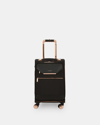 Ted Baker EVILLIE Metallic trim small suitcase