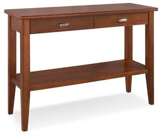 Grayson Leick Home Two Drawer Sofa Table