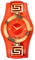 Versace V-Signature Collection VLA060014 Women's Stainless Steel Quartz Watch