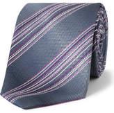 David Jones Multi Coloured Stripe Tie