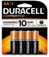 Duracell AA Battery (4 Pack)