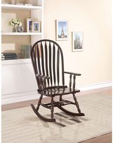 Acme Kloris Cappuccino Rocking Chair
