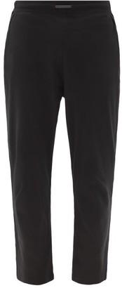 Lahgo - Organic Pima-cotton Pyjama Trousers - Black
