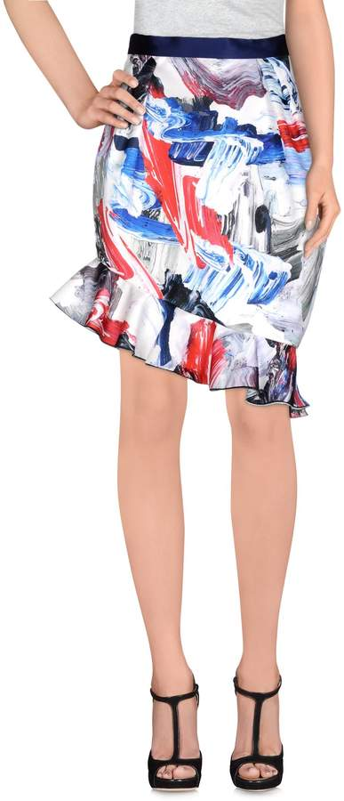 Prabal Gurung Knee length skirts
