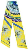 Hermes Brazil Silk Maxi Twilly w/ Tags