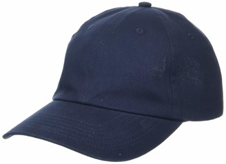 Marky G Apparel 6-Panel Brushed Twill Unstructured Cap