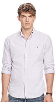 Polo Ralph Lauren Big & Tall Solid Oxford Long-Sleeve Woven Shirt