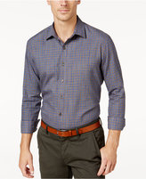 Tasso Elba Men's Classic Fit Long-Sleeve Woven Shirt, Only at Macy's