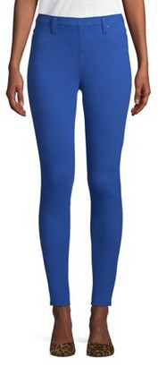 Time and Tru Women's Full Length Soft Knit Color Jeggings