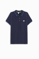 Kenzo Pique Polo T-Shirt