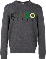 Kenzo Paris jumper - men - Wool - XS