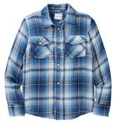 Joe's Jeans Long Sleeve Doublecloth Woven Shirt (Big Boys)
