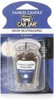 Yankee Candle simply home Car Jar Moonlit Ocean Air Freshener
