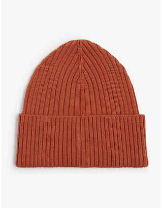 Eton Wool knitted beanie hat