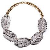 Lulu Frost Silver Colour Drift Necklace of 48.26-50.8cm