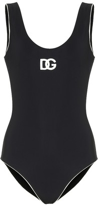 Dolce & Gabbana Logo swimsuit