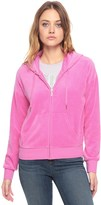 Juicy Couture Velour Juicy Crown Sunset Jacket