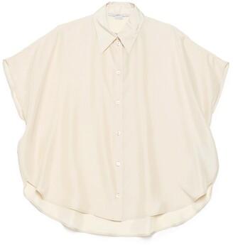 Stella McCartney Short Sleeve Blouse