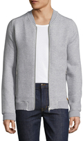 Knowledge Cotton Apparel Striped Cotton Jacket