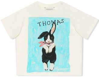 Gucci Kids illustrated T-shirt