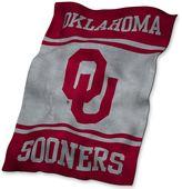 Ultrasoft Oklahoma Sooners Blanket