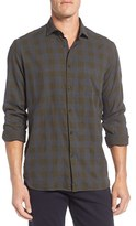 Billy Reid Men's 'John T' Standard Fit Check Sport Shirt