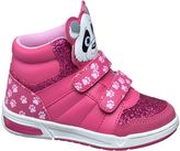 Vty Junior Girls Strap Trainers