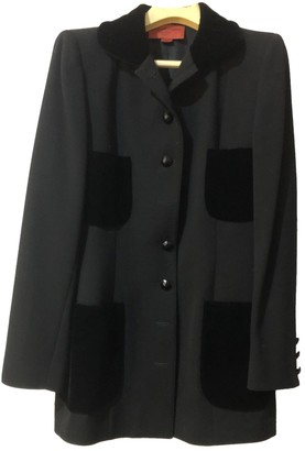 Ungaro Black Velvet Jackets