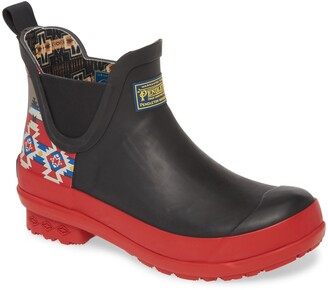 Pendleton Mountain Majesty Waterproof Chelsea Rain Boot