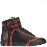 Maison Margiela hi-top sneakers - men - Leather/rubber - 42